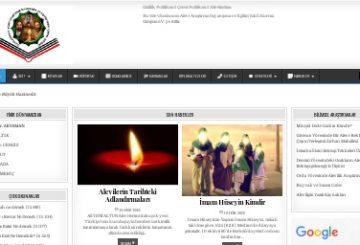 Alevi Bilgileri Web Sitesi