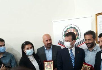 Hacı Bektaş Veli ve Yunus Emre Mihman Evi Anahtar Teslimi Yapıldı